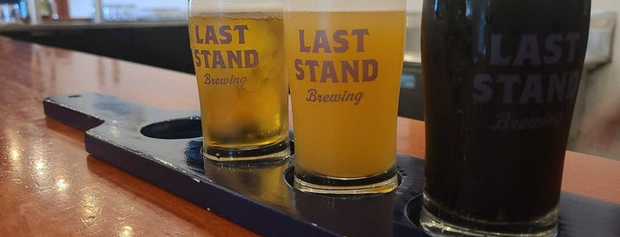 Last Stand Brewing Company is one of Must-visit Beer in Austin.