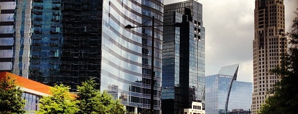 InterContinental Buckhead Atlanta is one of Airports and hotels I have known.