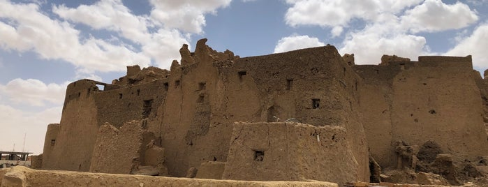 Shali Fortress is one of AFRICA - To Do.