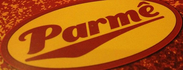 Parmê is one of Office Transportes'in Kaydettiği Mekanlar.