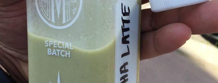 Montauk Juice Factory is one of Lugares favoritos de Ryan.