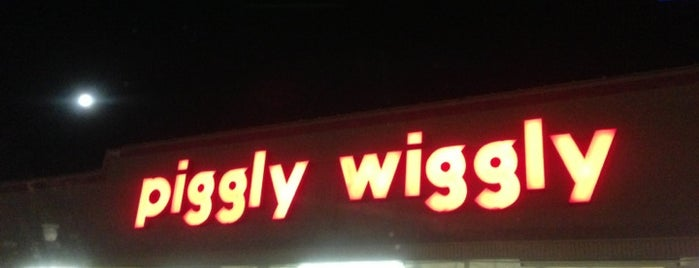 Piggly Wiggly is one of Clients.