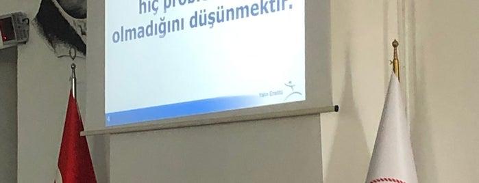 Uluslararası Tarımsal Araştırma Ve Eğitim Merkezi UTAEM is one of İzmir Best <3.