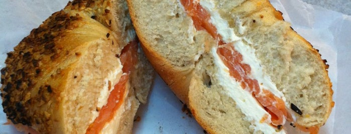 Ess-a-Bagel is one of NYC's Finest Bagels, Mapped.