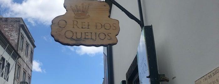 O Rei Dos Queijos is one of Locais curtidos por Filipa.