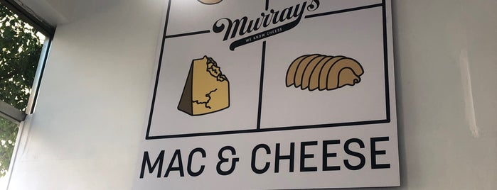 Murray's Mac And Cheese is one of Quirks.