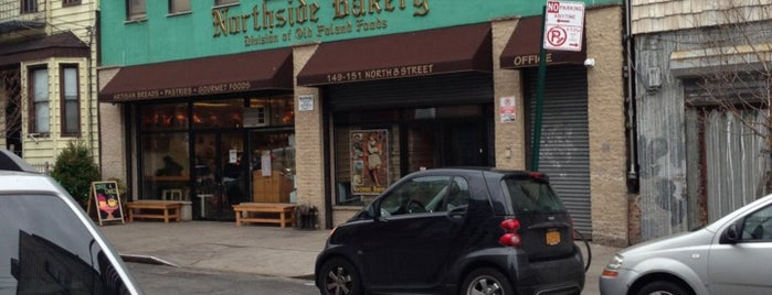 Northside Bakery is one of NY to-do.
