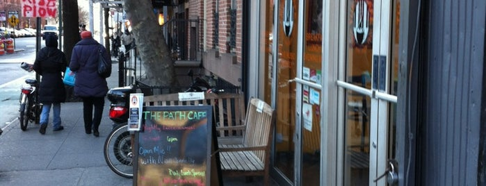 The Path Cafe is one of CUPS App.