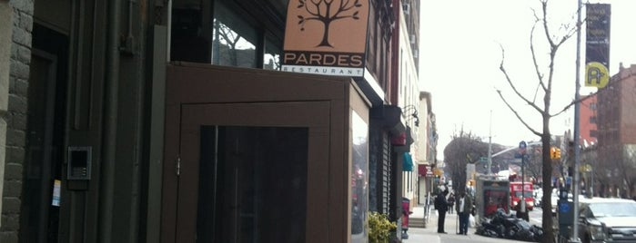 Pardes Restaurant is one of Places to try.
