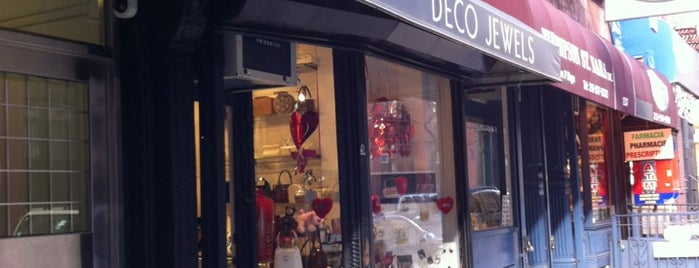 Deco Jewels Inc. is one of Favorite places.