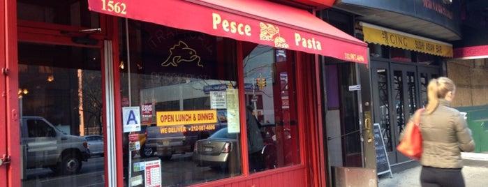 Trattoria Pesce Pasta is one of Molto Bueno 10X (NY).
