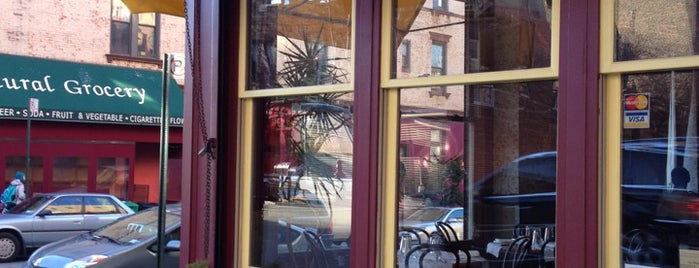 al di là is one of Park Slope places to eat.