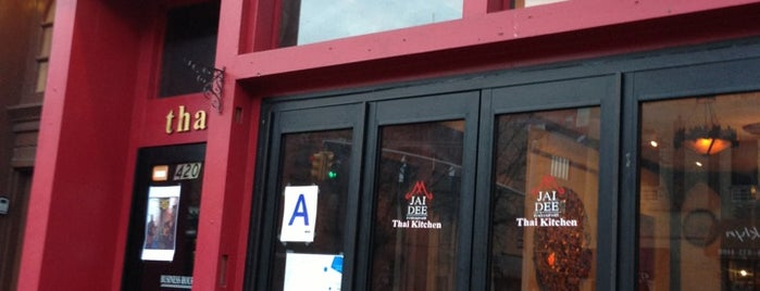 Jai Dee Thai Restaurant is one of Near Methodist Hospital.