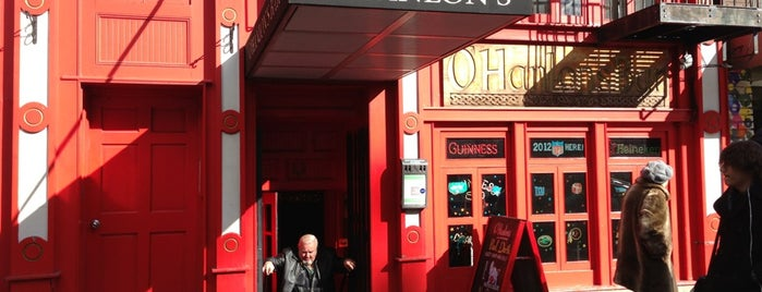 O'Hanlon's Bar is one of Neighborhood haunts.