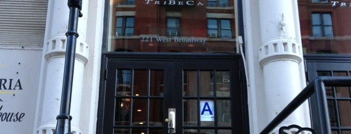 Churrascaria Tribeca is one of NYC.