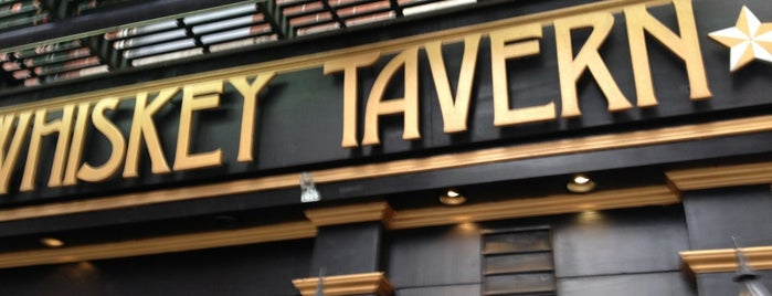 Whiskey Tavern is one of Bars.