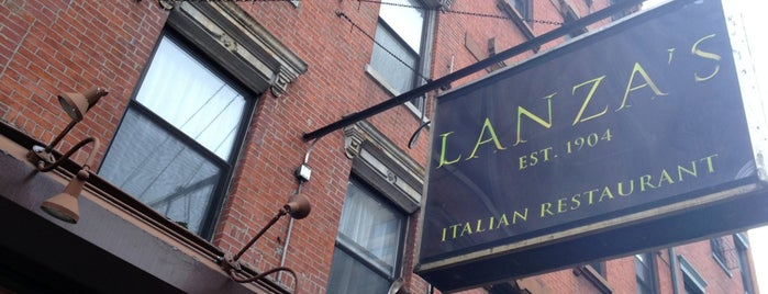 Lanzas is one of East village restaurants.