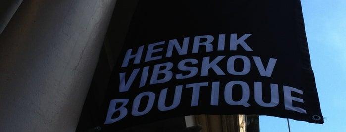 Henrik Vibskov is one of NEW YORK CITY.