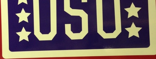 USO Lounge is one of USO Centers.