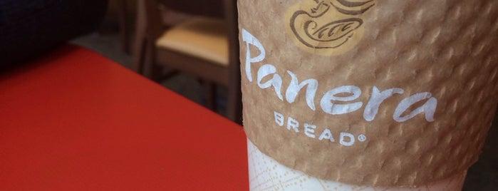 Panera Bread is one of Tempat yang Disukai Mario.
