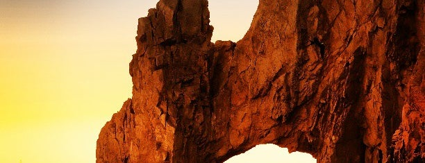El Arco de Cabo San Lucas is one of Cristinaさんのお気に入りスポット.