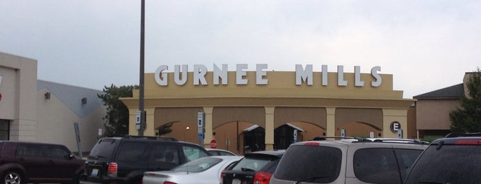 Gurnee Mills Entrance E is one of .... Chicago sites.