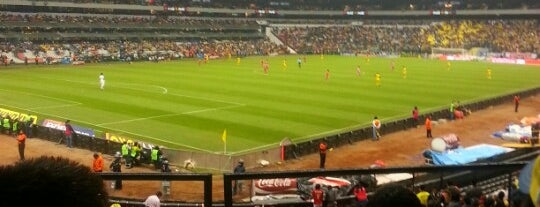 Estadio Azteca is one of Soccer Stadiums.