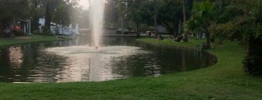 Buak Haat Public Park is one of World Traveling via Instagram.