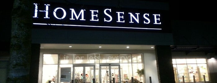 HomeSense is one of Locais curtidos por Amanda.