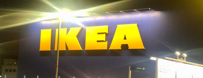 IKEA is one of Tempat yang Disukai Lau.