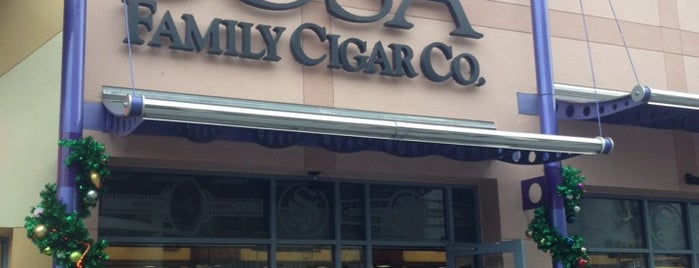 Sosa Family Cigar Co is one of Cigar Spots & Lounges.