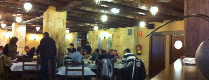 Restaurante Puerta Terrer is one of ESPAÑA ★ Menú del día máx. 12€ ★.