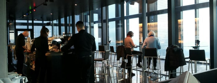 The Bar @ Level 57 is one of Vienna.