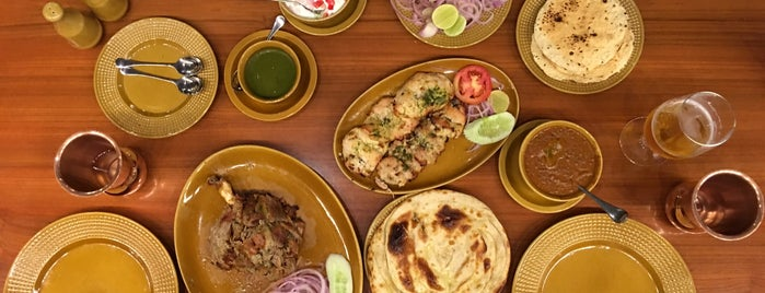 The 15 Best Places for Naan in New Delhi