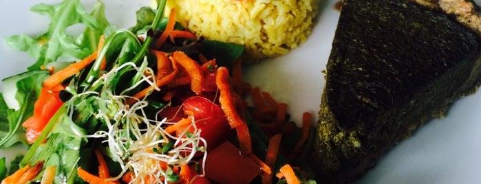 VeganAroma Organic Cafe is one of South Florida Vegetarian/Vegan.