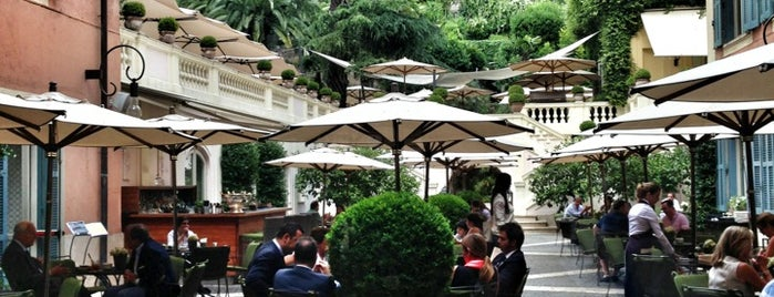 Hotel de Russie is one of Bons plans Rome.