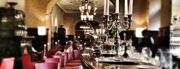 The Lobby Bar is one of RestoUp Top (1200 - 2500 руб), СПб.