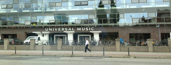 Universal Music is one of Berlin Restaurants and Cafés.