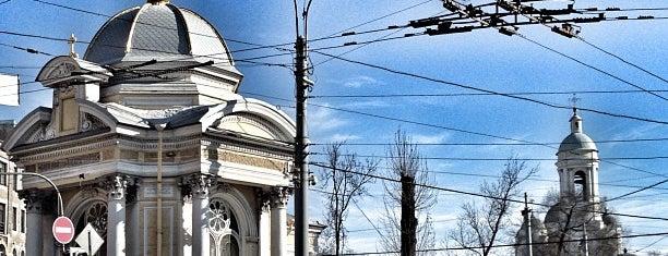 Район «Спортивная» is one of Lieux sauvegardés par Sashuliti.