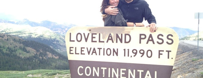 Loveland Pass is one of 36 Hours in Denver.