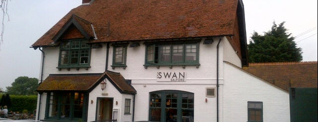 The Swan is one of Food & Drink to check out.