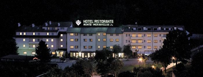 Hotel Monte Meraviglia - Magrelli Hotels and Restaurants is one of Lugares guardados de Alessandra.