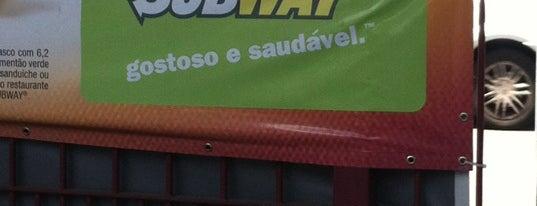 Subway is one of Orte, die Manu gefallen.