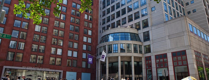 NYU Stern School of Business is one of Brodie Johnson Merrill Lynch.