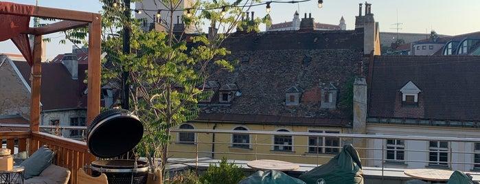 Regal Rooftop is one of Bratislava.
