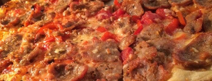 Harry's Bishop's Corner Pizza is one of CT Restos/Bars.