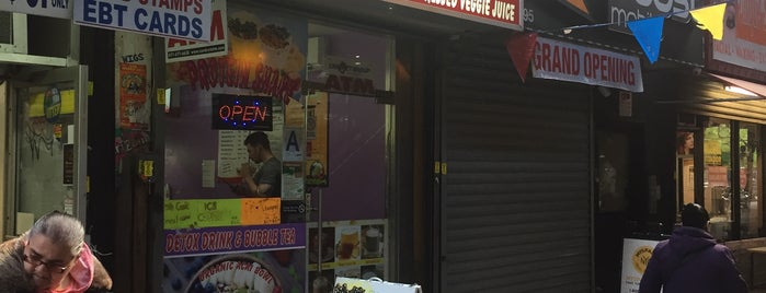 Hawa Smoothies & Bubble Tea is one of Erik'in Beğendiği Mekanlar.