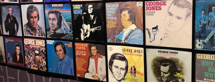 George Jones Museum is one of Nashville.