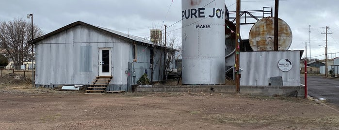 Pure Joy is one of Marfa.