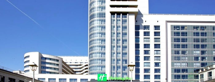 Holiday Inn is one of Гостиницы.